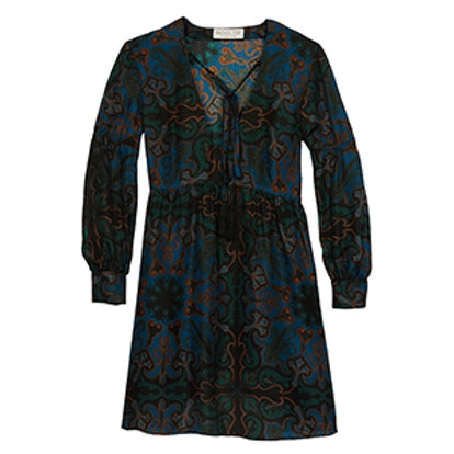Liridona Paisley Mini Dress