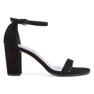 NearlyNude Ankle Strap Sandal