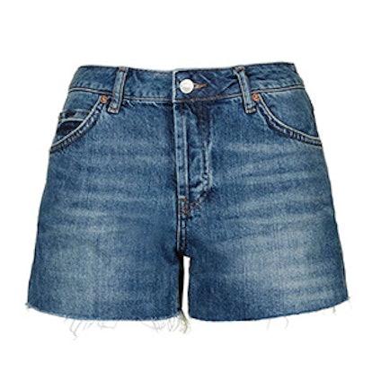 Ashley Denim Cutoff Shorts