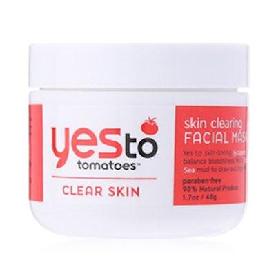Skin Clearing Facial Mask