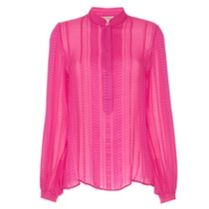 Bouganvilla Hera Balloon Sleeve Blouse