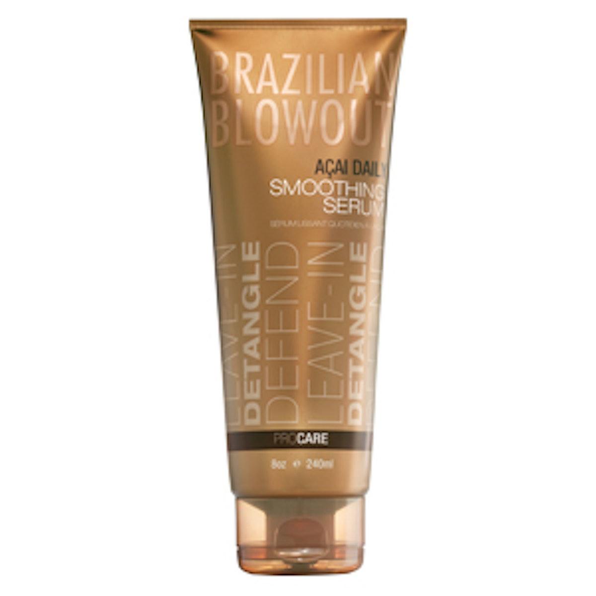 Brazilian Blowout Açai Daily Smoothing Serum