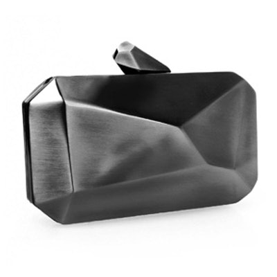 Abstract Stone Cut Clutch