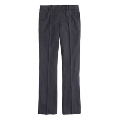 Campbell Trouser in Pinstripe