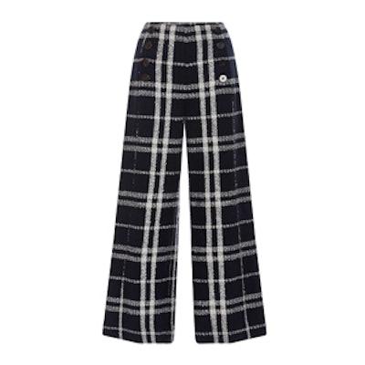 Wide Legged Sailor Pants