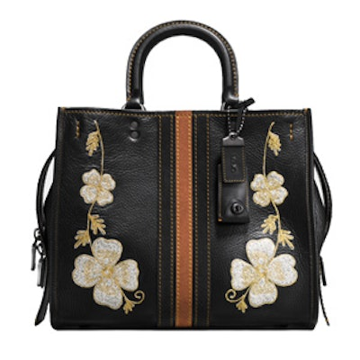 Western Embroidery Rogue Bag