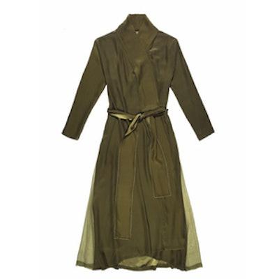 Amazon Silk Kimono Dress
