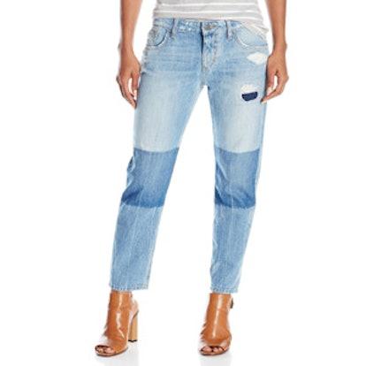 Joe's Jeans Ex-Lover Straight Crop Jean