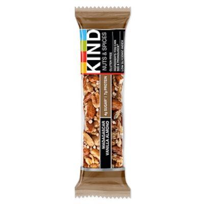 Madagascar Vanilla Almond Snack Bar
