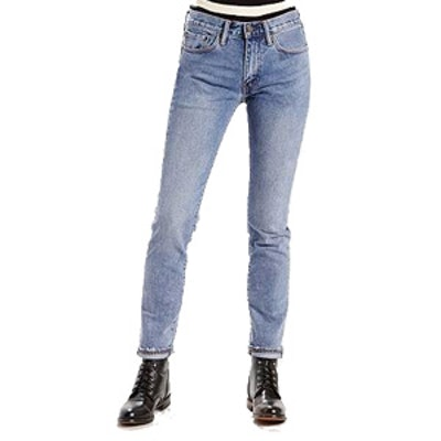 505™C Jeans For Women in Atomic Blue