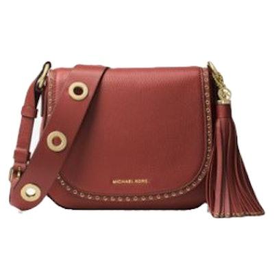 Brooklyn Medium Leather Saddlebag