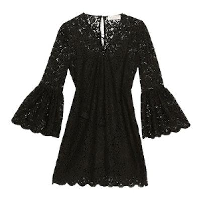 Magali Lace Mini Dress
