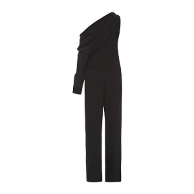 Off-The-Shoulder Cady Jumpsuit