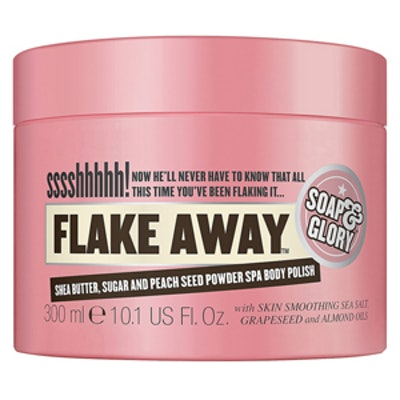 Flake Away Body Polish
