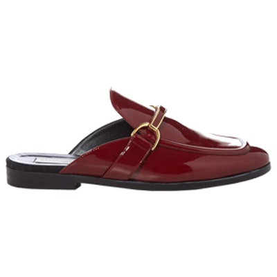 Holzer Faux-Leather Slip-On Loafers
