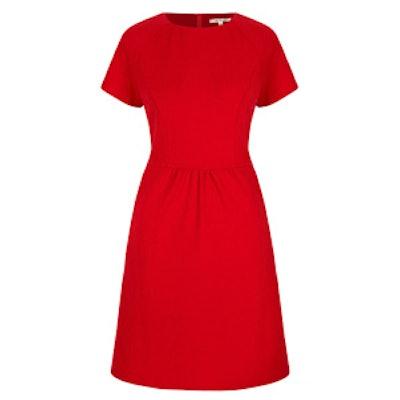 Textured Ponte Day Dress