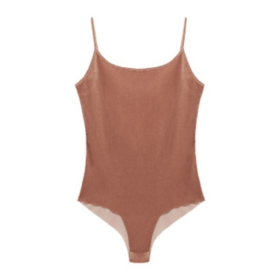 Velvet Bodysuit