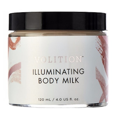 Illuminating Body Milk