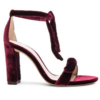 Velvet Clarita Heels