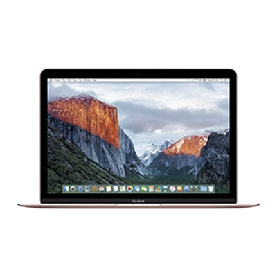 Macbook 12″ Display in Rosegold
