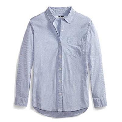 Long Sleeve Button Down Classic Shirt