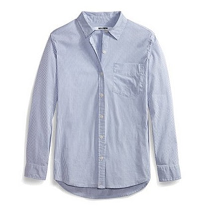 Long Sleeve Button Down Classic Shirt