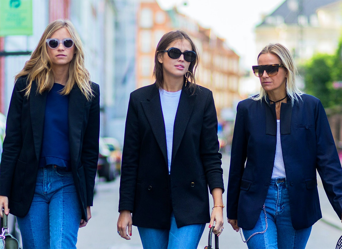 This Is The Cult Denim You'll See On Everyone At Fashion Week