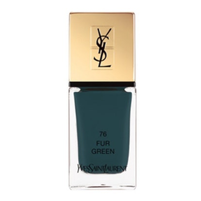 Yves Saint Laurent Nail Lacquer in Fur Green
