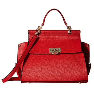 Hadley Purse with Gold Detail