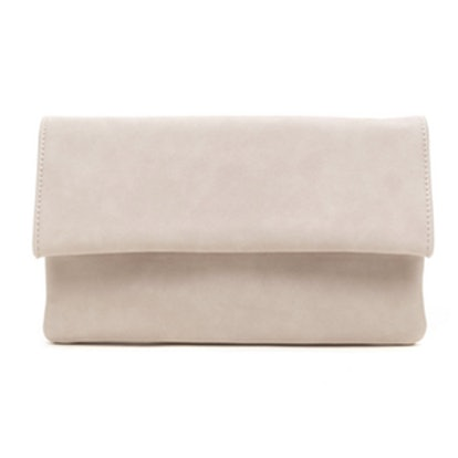 Chic View Foldover Clutch