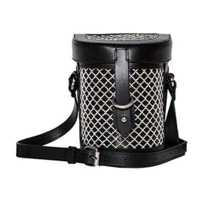 Ainsile Structured Crossbody Bag