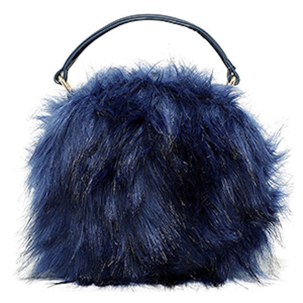 Fur The Best Faux Fur Purse