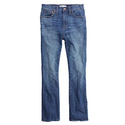 Cali Demi-Boot Jeans