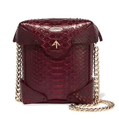 Pristine Micro Python Shoulder Bag
