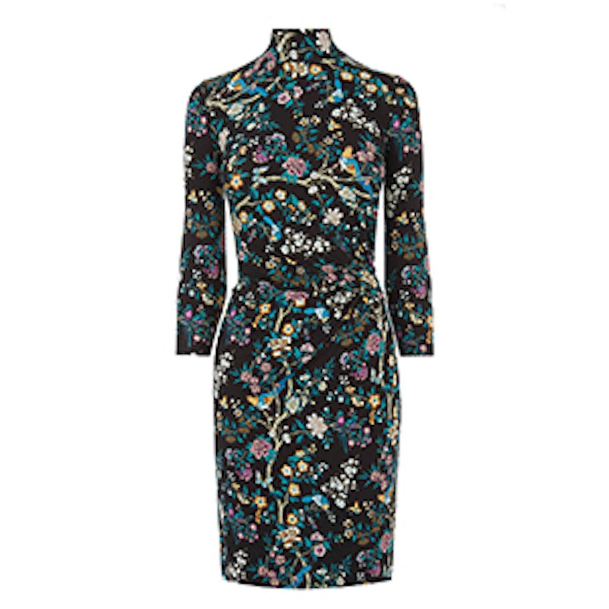 V&A Ruche Dress