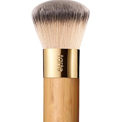 The Buffer Airbrush Finish Bamboo Foundation Brush