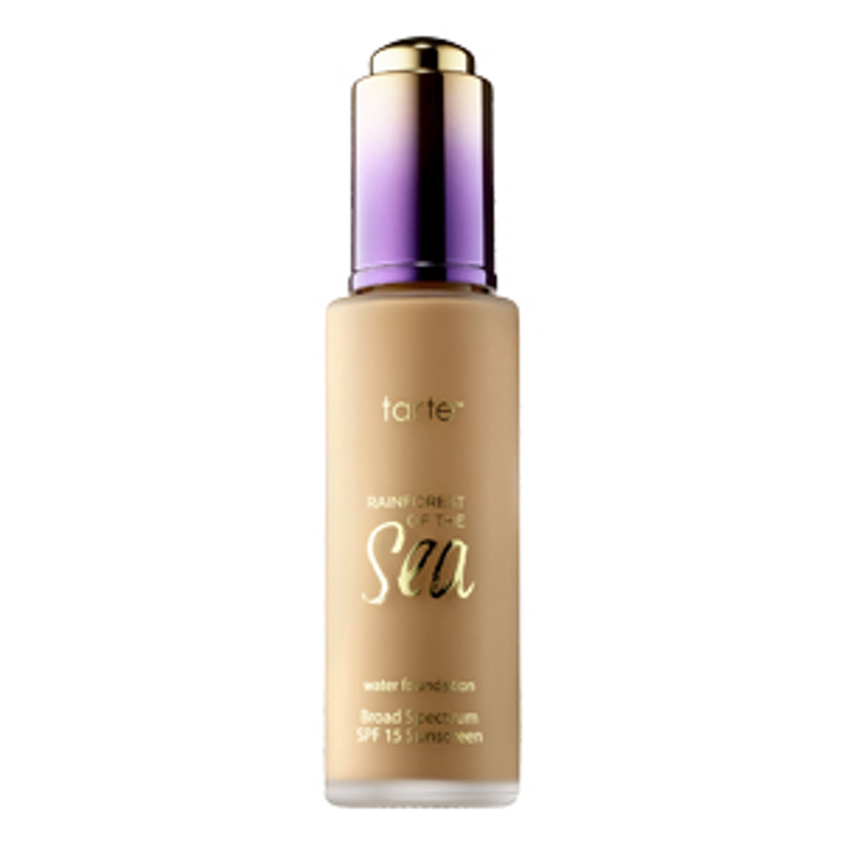 Rainforest of the Sea Water Foundation Broad Spectrum SPF 15
