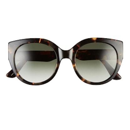 Toms Luisa Retro Sunglasses