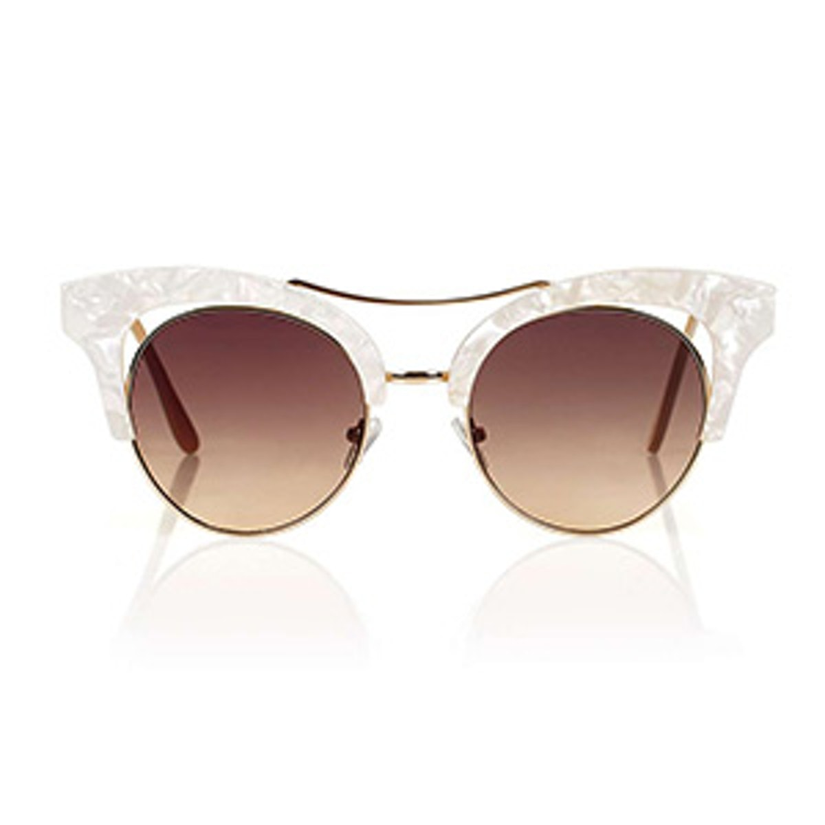 Extreme Clubmaster Sunglasses