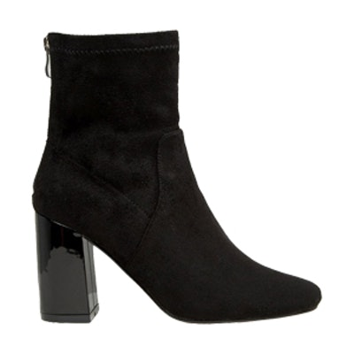 Unlined High Ankle Boot
