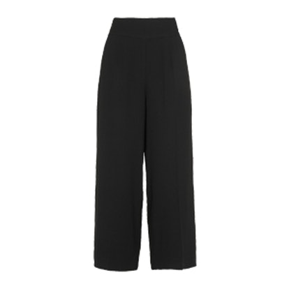 Fluid Cropped Trouser