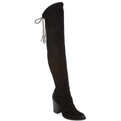 Chance Over The Knee Stretch Boot
