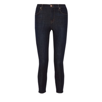 Alana Cropped High-Rise Jeans