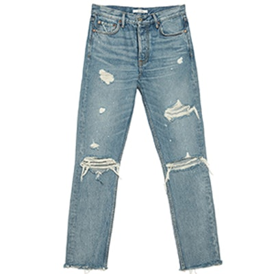 Karolina High Rise Skinny Jeans