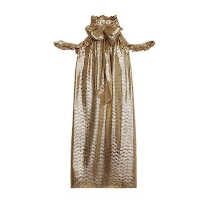 Lemarque Mini Metallic Dress