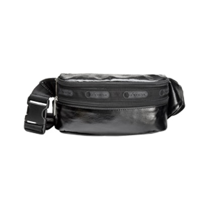 Double Zip Fanny Pack