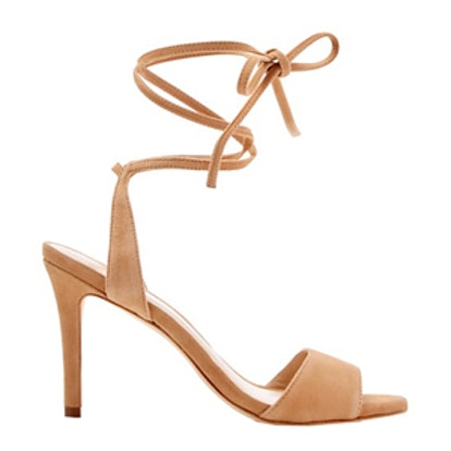 Elyse Ankle Tie High Heel Sandals