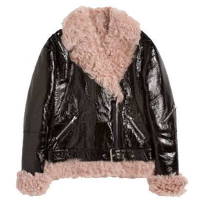 Bowery Shearling Jacket