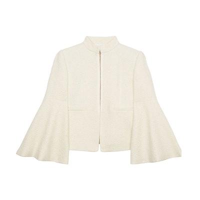Adley Pressed Mohair Coat