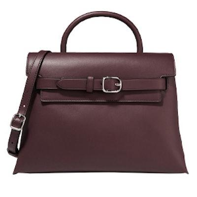 Attica Leather Shoulder Bag